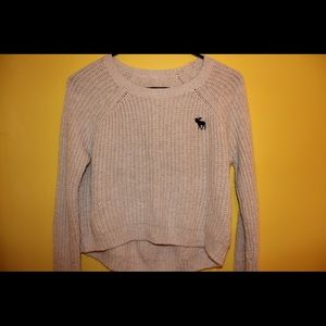 Long sleeve Abercrombie & Fitch sweater